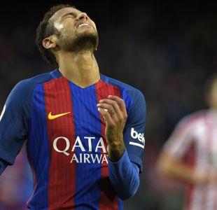 Neymar irá a juicio en España por presunta estafa en su traspaso al Barcelona