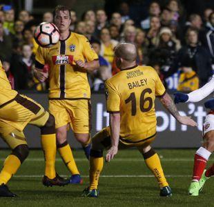 Arsenal FC vence al modesto Sutton y avanza a los cuartos de la Copa FA
