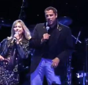 [VIDEO] Olivia Newton-John ya está en Chile