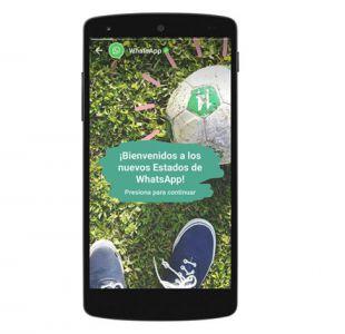Qué son y cómo se usan los nuevos estados de WhatsApp que desaparecen en 24 horas