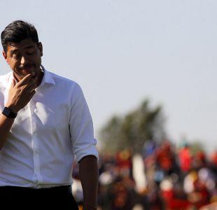 Nicolás Córdova optimista ante situación de Palestino: Uno se prepara como DT para superar esto