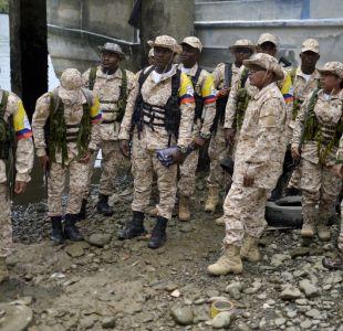 Guerrilla FARC se ofrece a reconstruir ciudad colombiana tras alud