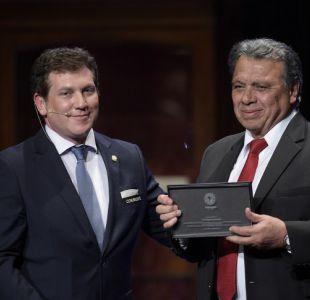 [FOTOS] El legendario Elías Figueroa es homenajeado en centenario de la Conmebol