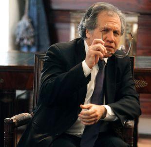 Jefe de la OEA respalda declaración de 14 países sobre Venezuela