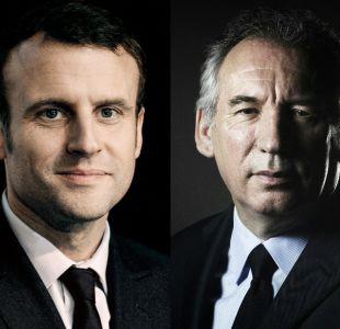 Macron recibe apoyo para las elecciones en Francia