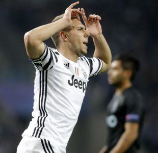 Juventus da el primer golpe ante Porto y queda a un paso de avanzar en Champions