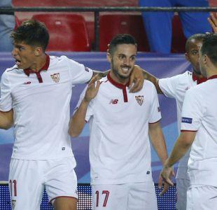 Sevilla de Sampaoli no para: ahora vence a Leicester en Champions League