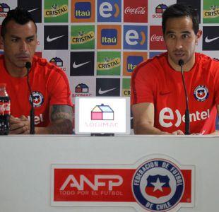 [VIDEO] Paredes-Bravo: el cara y sello de la selección chilena