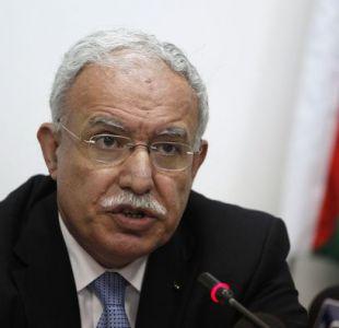 Canciller palestino visita a Venezuela con Trump en agenda