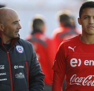 Sampaoli podría volver a dirigir a Alexis: asoma como reemplazante de Wenger en Arsenal