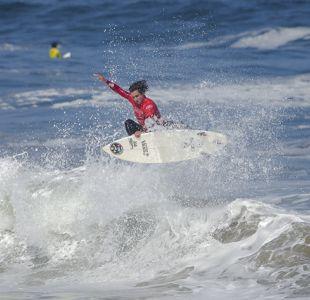 Competencia de surf despide el verano de la mano de los mejores exponentes nacionales