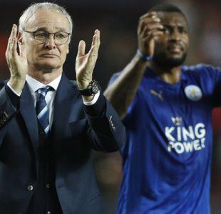 Leicester City destituye a su técnico Claudio Ranieri
