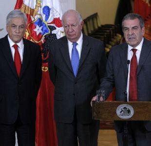 Frei, Lagos y Piñera firman dura declaración de ex mandatarios en rechazo a actuar de Cuba