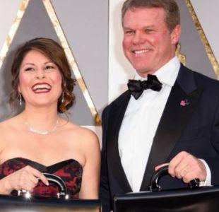 Martha Ruiz y Brian Cullinan son las únicas personas que saben con antelación quién ha ganado los Oscar porque se encargan de contar los votos.
