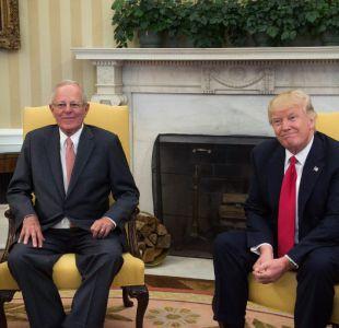 Perú: Presidente Kuczynski anuncia visita de Trump para 2018