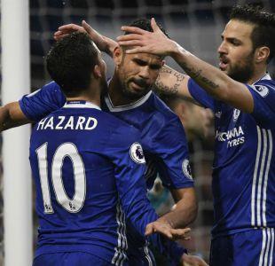 Chelsea vence a Swansea City y se acerca cada vez más al título de la Premier League