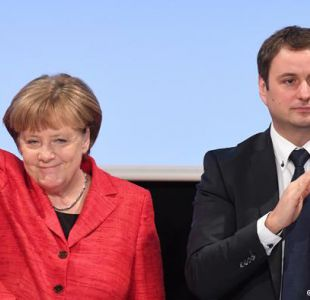 Angela Merkel encabezará lista de CDU en Mecklemburgo-Pomerania