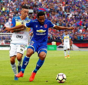 [VIDEO] Goles Fecha 4: La U y Everton repartieron puntos en el Nacional