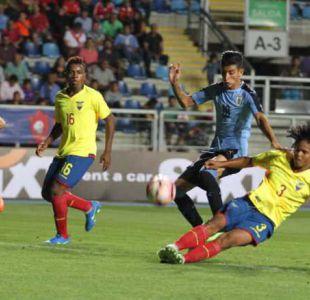 Calendario del Sudamericano Sub 17: Uruguay busca su primer triunfo ante Ecuador