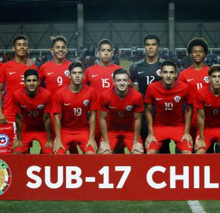 [FOTOS] Las postales del empate entre Chile y Colombia en el Sudamericano Sub 17