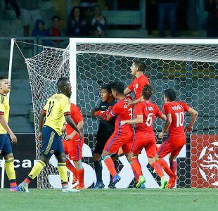 Arquero Bórquez ataja penal en el minuto 90 y da empate a Chile en el Sudamericano Sub 17