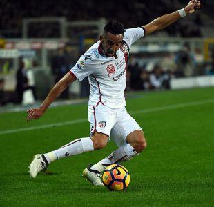 [VIDEO] Mauricio Isla figura en valioso triunfo del Cagliari en la Liga Italiana
