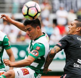 [FOTOS] Las mejores imágenes del empate de Colo Colo ante Temuco por la fecha 4