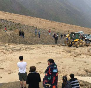 [Minuto a Minuto] Aguas Andinas mantiene el corte de agua en 30 comunas de la Región Metropolitana