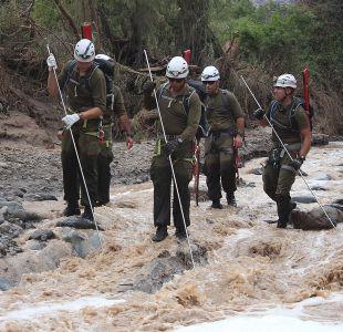Carabineros confirma hallazgo de cadáver en la ribera del río Maipo