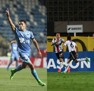OHiggins y Palestino inician participación de chilenos en Copa Sudamericana