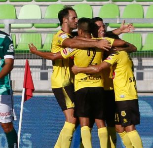 San Luis golea a Wanderers y consigue su primer triunfo en el Torneo de Clausura