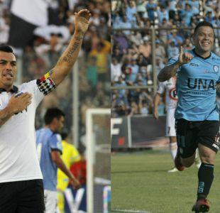 Esteban Paredes y Álvaro Ramos se disputan el puesto de máximo goleador del Clausura 2017
