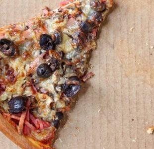 Ese pedazo de pizza que te sobró la noche del viernes también cuenta.