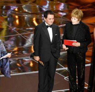 El ingeniero y astronauta iraní estadounidense, Anousheh Ansari, leyó el mensaje de Farhadi en la ceremonia de los Oscar.