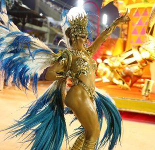 [FOTO] Río de Janeiro se vuelve un carnaval