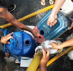 Servicio de agua potable estaría mayoritariamente reestablecido a las 8 AM del martes