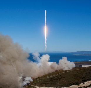 SpaceX anuncia que enviará a dos turistas alrededor de la Luna en 2018