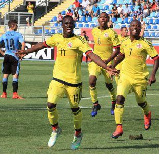 [Minuto a Minuto] Colombia y Paraguay chocan en el hexagonal final del Sudamericano Sub 17