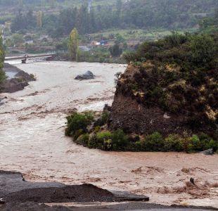PDI confirma hallazgo de cuerpo en ribera del Río Maipo