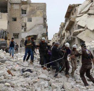 ONU confirma que régimen sirio usó gas cloro contra civiles
