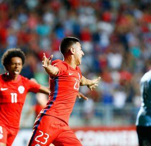 [FOTOS] Las mejores postales del duelo Chile-Uruguay en el Sudamericano Sub 17