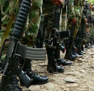 Colombia: Termina primera salida de menores de zonas de desarme de FARC