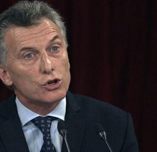 Argentina: Presidente Macri comparó conflicto con profesores con Hiroshima