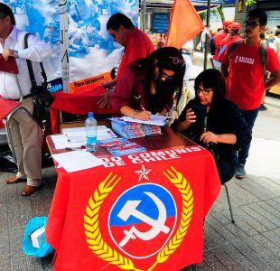 PC se suma a conflicto de Daniel Jadue con Heraldo Muñoz por Venezuela