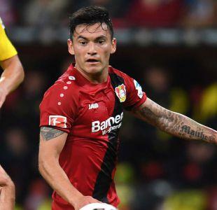 Charles Aránguiz se queda sin entrenador en el Bayer Leverkusen