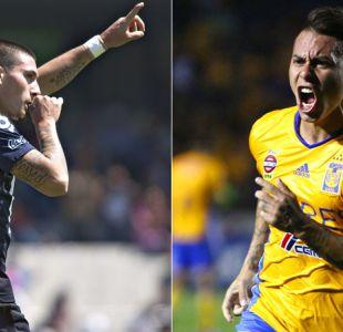 [VIDEO] Nico Castillo es héroe de Pumas y Edu Vargas sella triunfo de Tigres en México