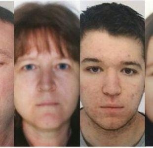Los Troadec no habían sido vistos desde el 16 de febrero.