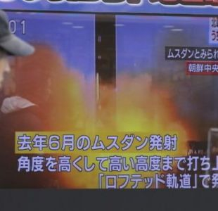 Corea del Norte dijo que las pruebas fueron realizadas por una unidad entrenada para atacar a Japón.