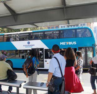 Transantiago de dos pisos: revisa el recorrido y las características del nuevo servicio