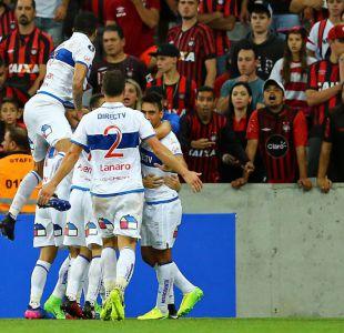 [VIDEO] Copa Libertadores: la primera gran sonrisa en la UC